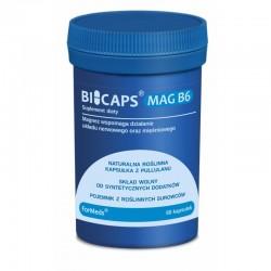 BICAPS® MAG B6 60 kapsułek