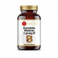 Kompleks witaminy z grupy B 50 kapsułek